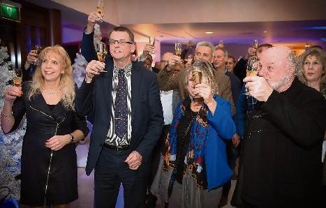 nieuwjaarsreceptie Gemeente Borger Odoorn